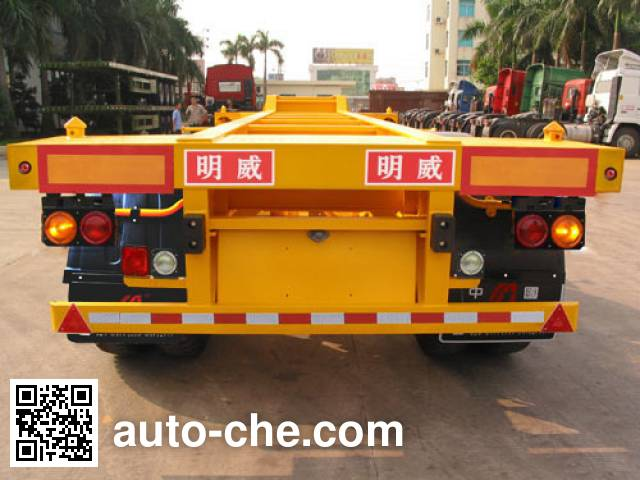 Mingwei (Guangdong) NHG9350TJZGA1 container transport trailer