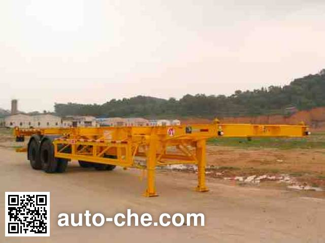 Mingwei (Guangdong) NHG9353TJZG container carrier vehicle