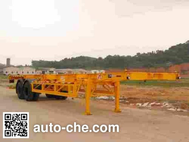 Mingwei (Guangdong) NHG9356TJZG container carrier vehicle