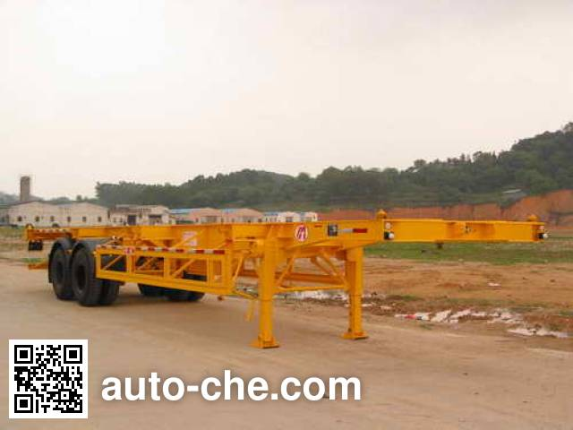 Mingwei (Guangdong) NHG9358TJZG container carrier vehicle