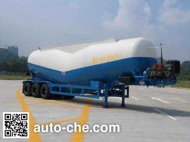 明威牌NHG9391GFL粉粒物料运输半挂车