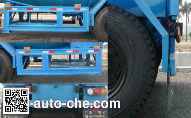 Mingwei (Guangdong) NHG9400GXH ash transport trailer