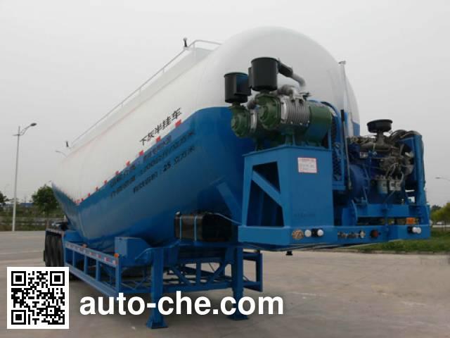 Mingwei (Guangdong) NHG9401GXH ash transport trailer