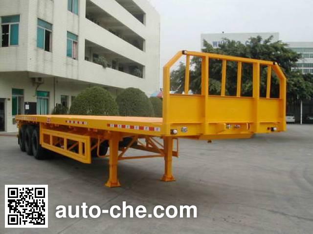 Mingwei (Guangdong) NHG9401TPB flatbed trailer