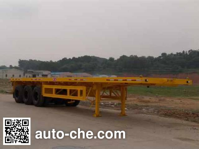 Mingwei (Guangdong) NHG9404TJZP container carrier vehicle