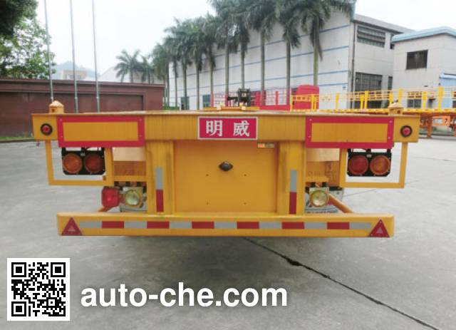 Mingwei (Guangdong) NHG9405TJZGA container transport trailer