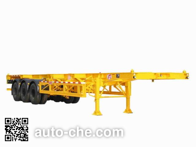 Mingwei (Guangdong) NHG9408TJZG container carrier vehicle
