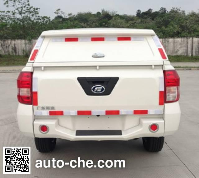 Fudi NHQ5031XXYF6 box van truck