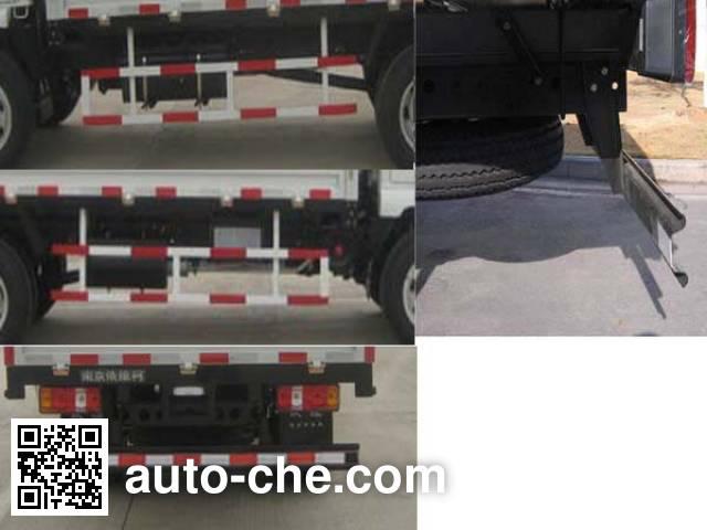 Yuejin NJ1041HFBNZ cargo truck