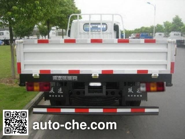 Yuejin NJ1071DBFS cargo truck