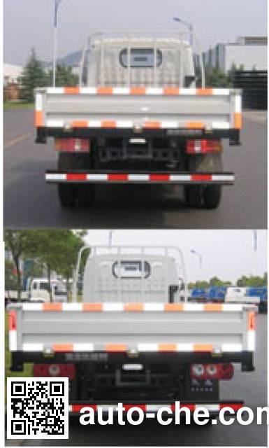 Yuejin NJ1041DCDS cargo truck