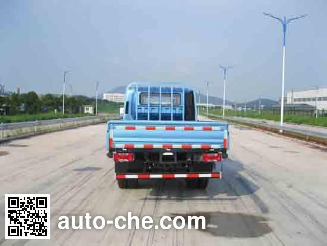 Yuejin NJ1041ZCDCMS cargo truck