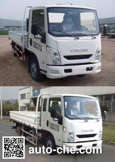 Yuejin NJ1042KBDBNZ cargo truck