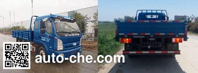 Yuejin NJ1042KFDCWZ cargo truck