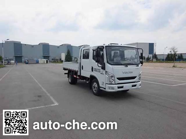 Yuejin NJ1042ZCDCMS cargo truck