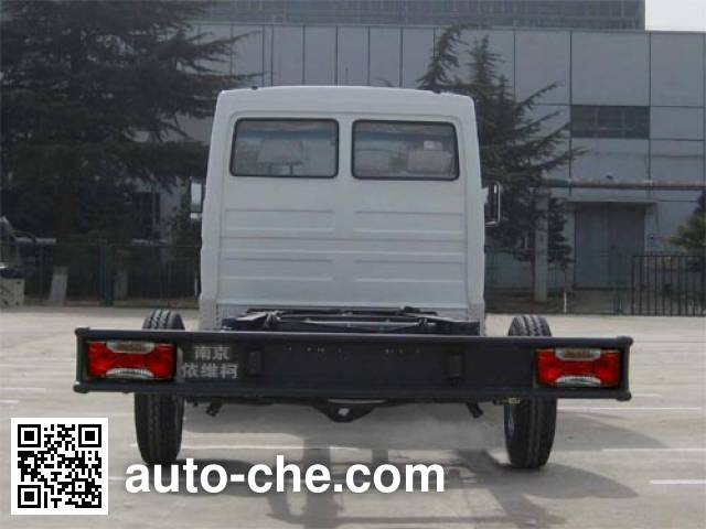 Iveco NJ1044CCCS1 truck chassis