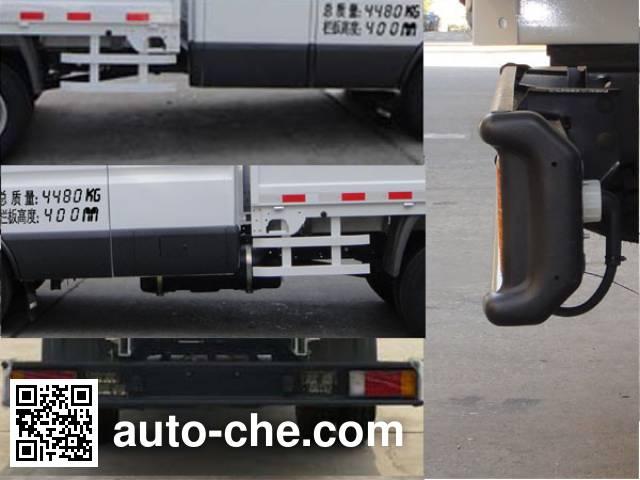 Iveco NJ1044CFCZS truck