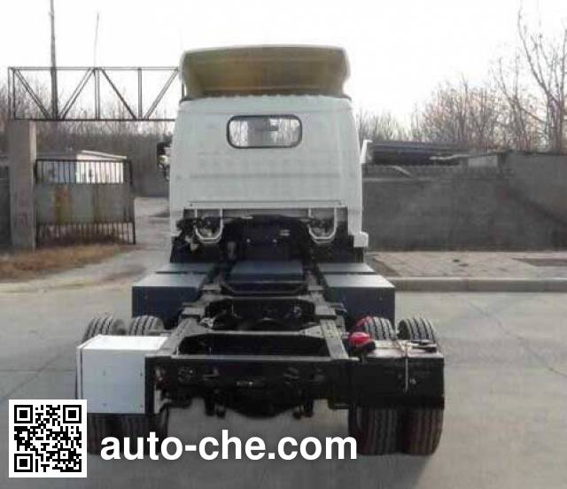 Yuejin NJ1047XXYEV electric truck chassis