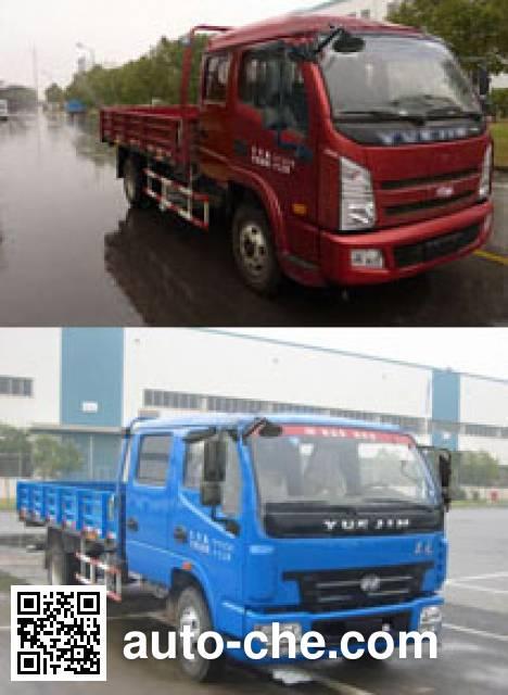 Yuejin NJ1080DCJS4 cargo truck