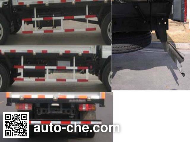 Yuejin NJ1061DCFT cargo truck