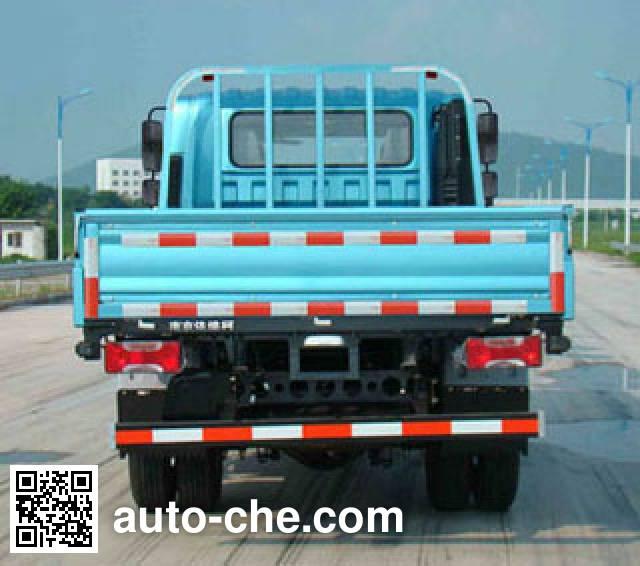 Yuejin NJ1072ZFDCMS cargo truck