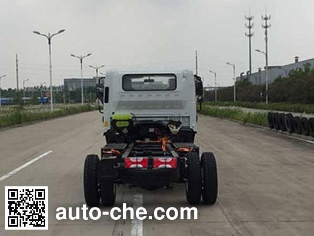 Yuejin NJ1077ZFEVMZ electric truck chassis