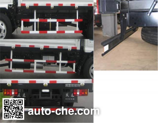 Yuejin NJ1082DBFT cargo truck