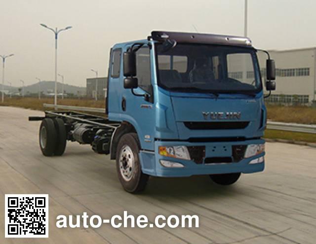 Yuejin NJ5102XXYZQDDWZ van truck chassis