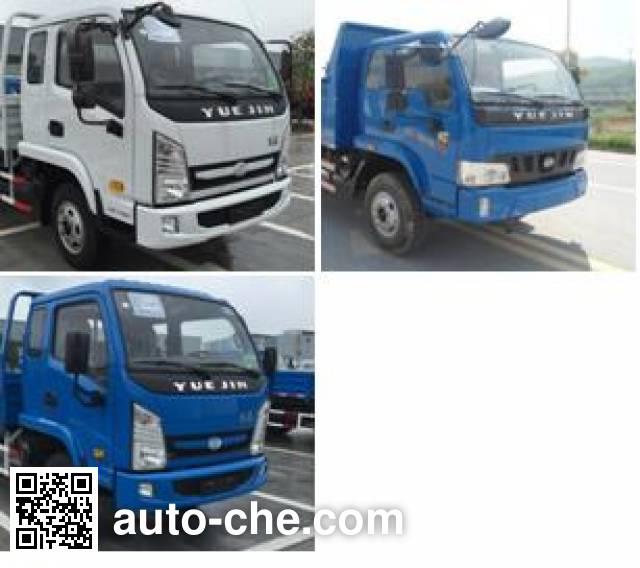 Yuejin NJ3041VFDBNW dump truck