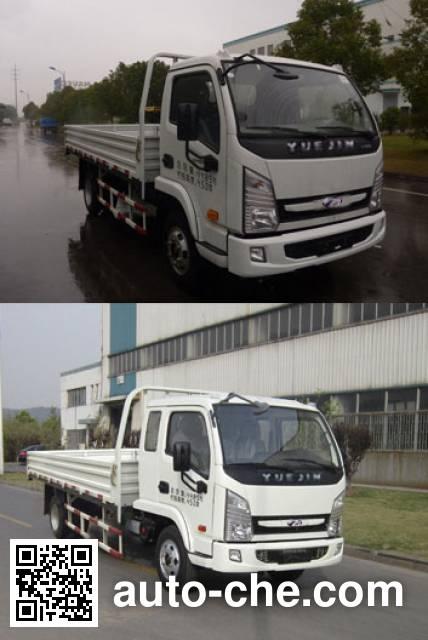 Yuejin NJ2042KFDCMZ off-road truck