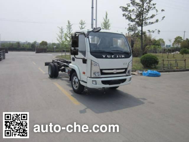 Yuejin NJ2042KFDCMZ off-road truck chassis