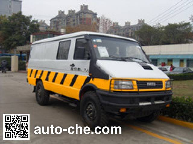 Changda NJ2044XGC4 engineering works vehicle