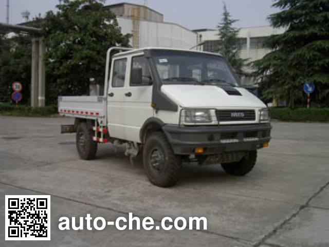 Iveco NJ2054GFC2S crew cab off-road truck