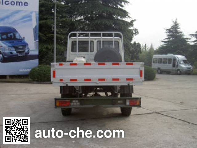 Iveco NJ2054GFC2S crew cab off-road truck