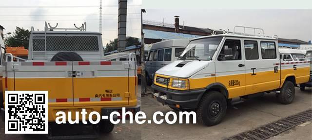 Changda NJ2054XGC4 engineering works vehicle