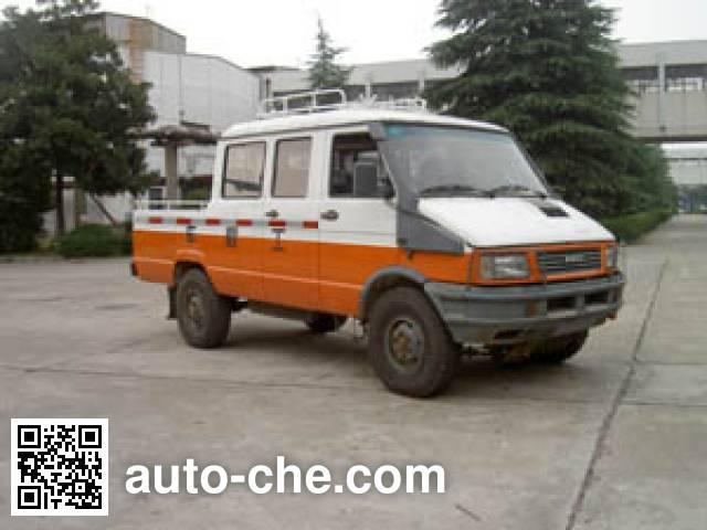 Iveco NJ2054XGCG off-road engineering works vehicle