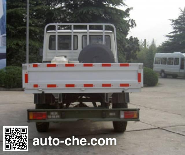 Iveco NJ2055GFC2S crew cab off-road truck