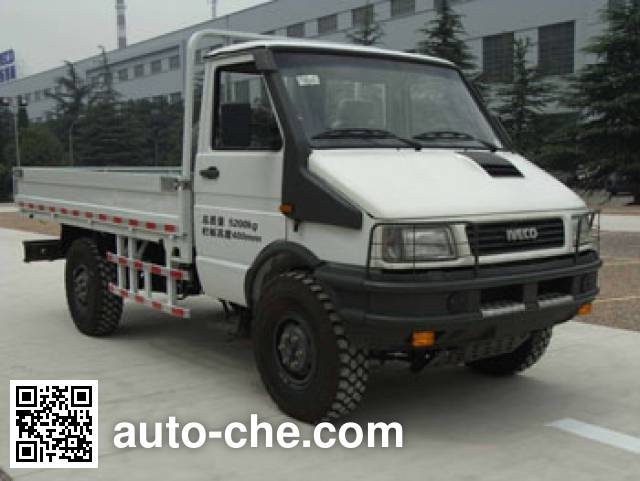 Iveco NJ2054GFC2 off-road truck