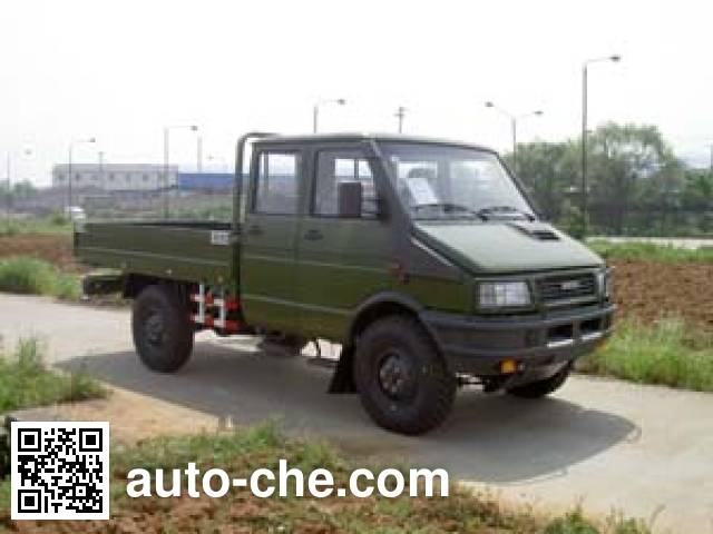 Iveco NJ2055SFB36 crew cab off-road truck