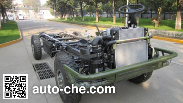 Iveco NJ2065JYCFP off-road vehicle chassis