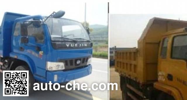 Yuejin NJ3042VEDBNW dump truck