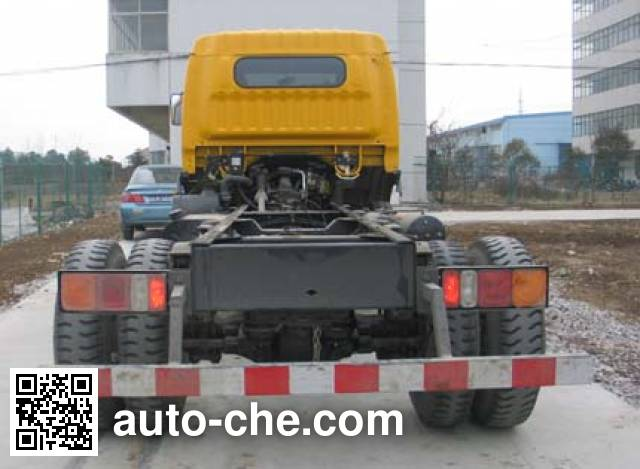 Yuejin NJ1042VFDCMW1 truck chassis