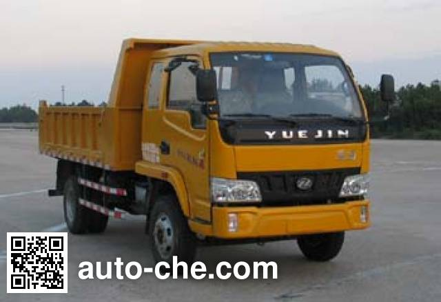 Yuejin NJ3081VFDBNW dump truck