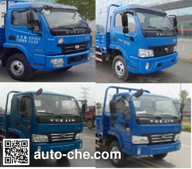 Yuejin NJ3082VEDCNZ dump truck