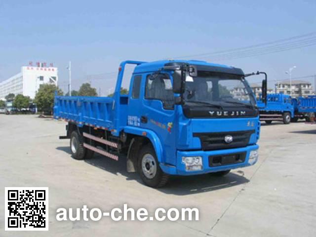 Yuejin NJ3101VHDCWW4 dump truck