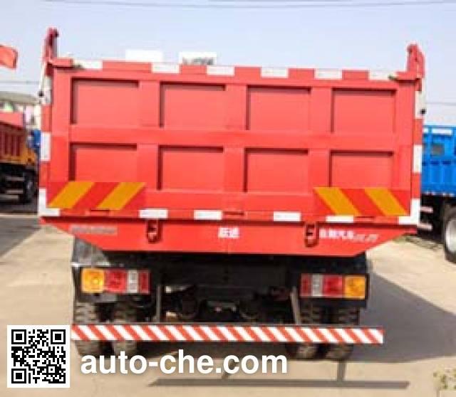 Yuejin NJ3161VGDCMW dump truck