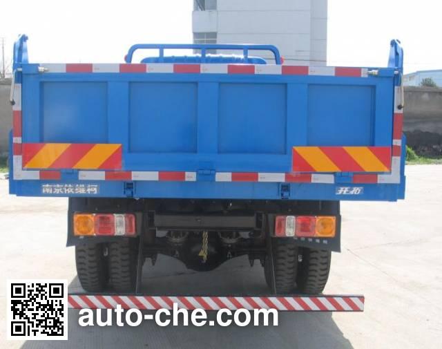 Yuejin NJ3252VGDDWW4 dump truck