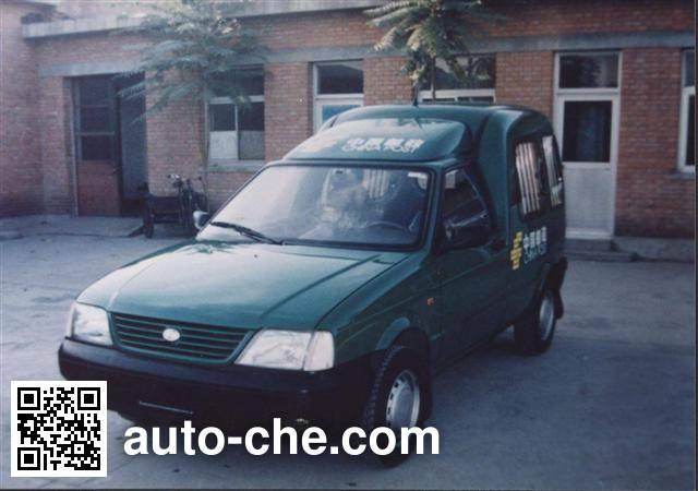 Yuejin NJ5020XYZ2 postal vehicle
