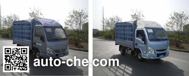 Yuejin NJ5022CCYPBGBNZ stake truck