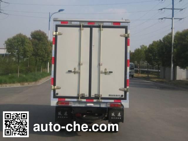 Yuejin NJ5022XXYPBGBNZ1 box van truck